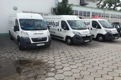 Flota firmowych busów